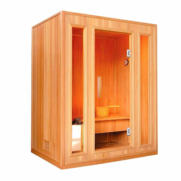3 Person Steam Sauna by ALEKO