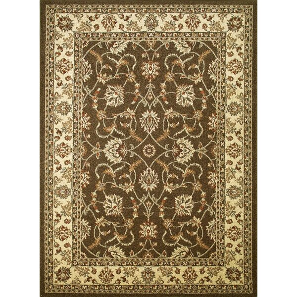 Chester Sultan Brown Rug by Threadbind