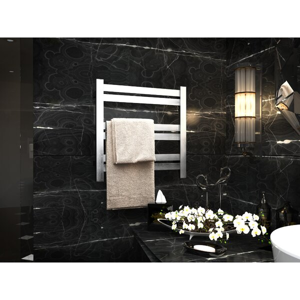 Starling Wall Mount Electric Towel Warmer By Anzzi.
