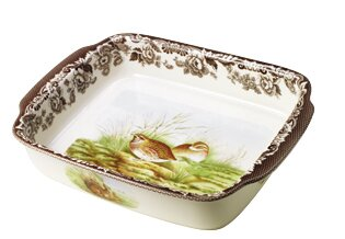 Woodland Handled Serving Tray by Spode