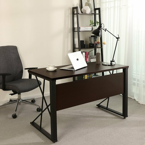 Evendale Computer Workstation Office Desk by Rebrilliant