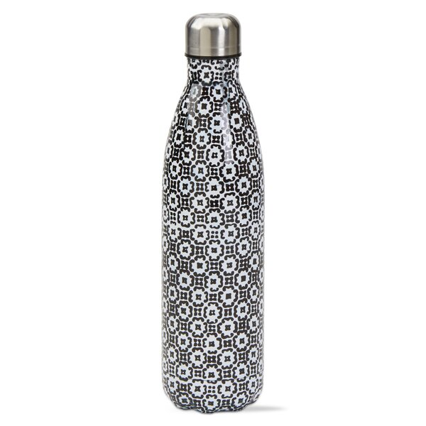 Henna Double Wall 25 oz. Stainless Steel Water Bottle by TAG