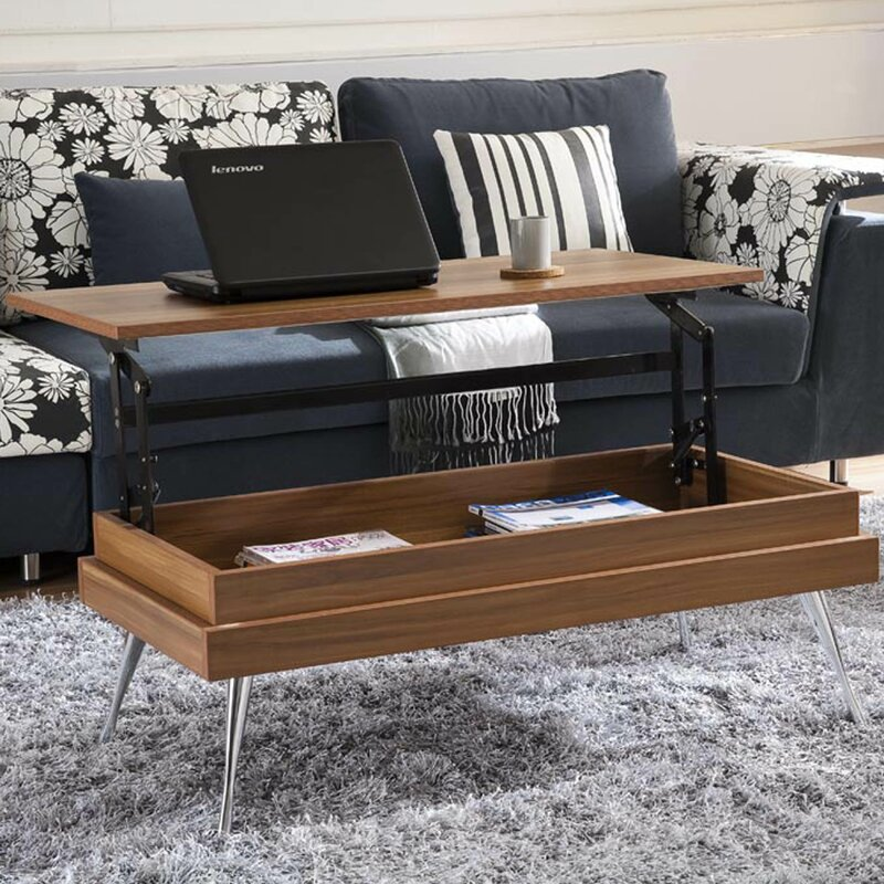 Ideas For Living Room Tables: Wade Logan Cornelia Lift Top Coffee Table & Reviews