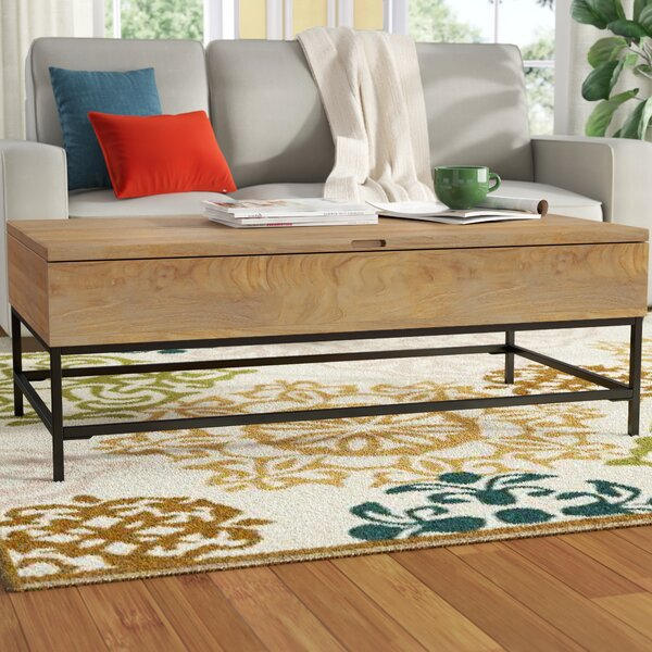 Newcomer Lift Top Coffee Table By Foundry Select
