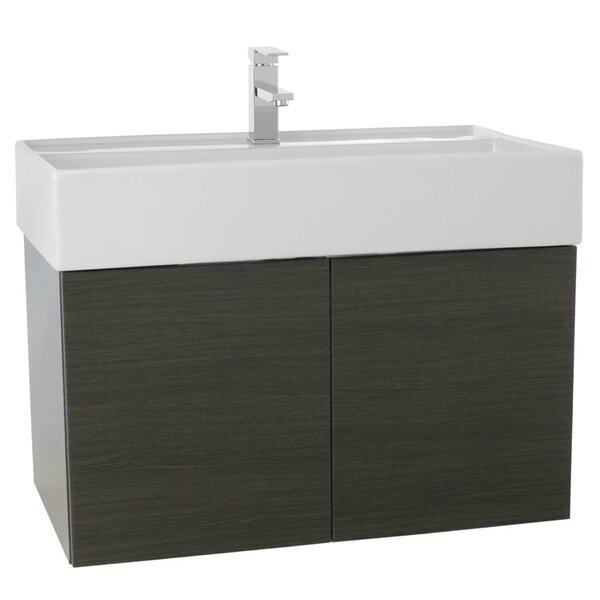 Smile 31 Single Bathroom Vanity Set by Nameeks Vanities