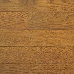 Color Plank 4 Solid White Oak Flooring in Gunstock by Somerset Floors