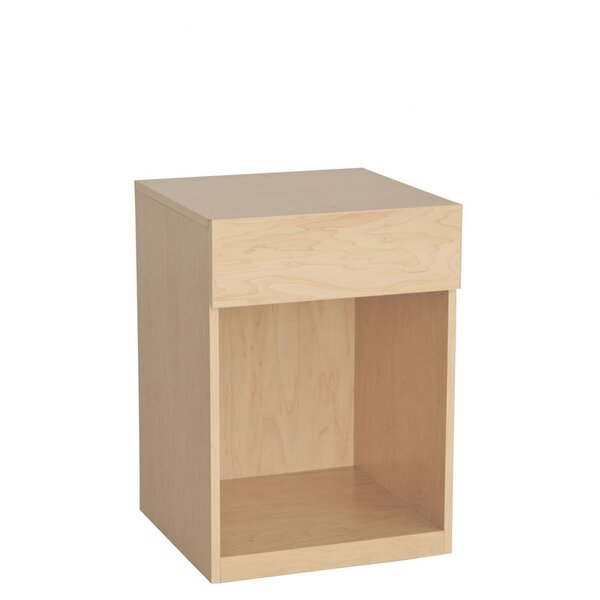 Langelier 1 Drawer Nightstand by Latitude Run