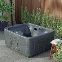 AquaRest Spas Select 150 4-Person 12-Jet Plug and Play Hot Tub Deals