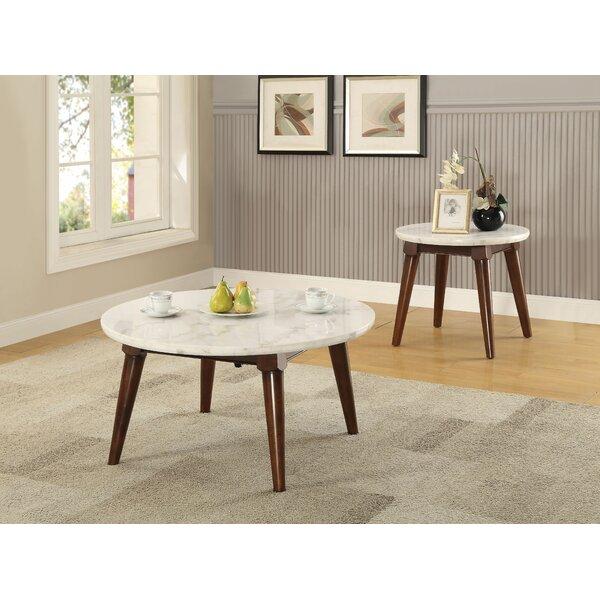Hinckley 2 Piece Coffee Table Set by Corrigan Studio Corrigan Studio®