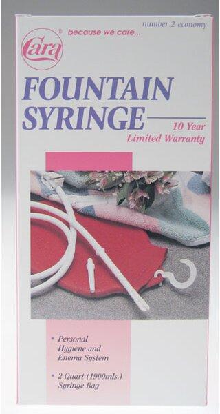 Fountain Syringe by Carra