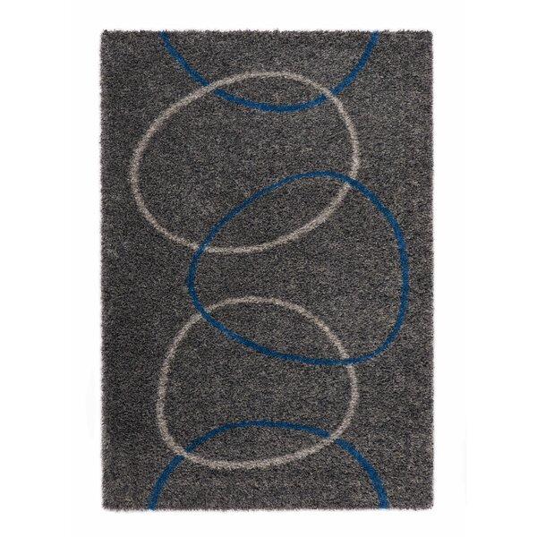 Ocean Gray Area Rug by Rug Modern