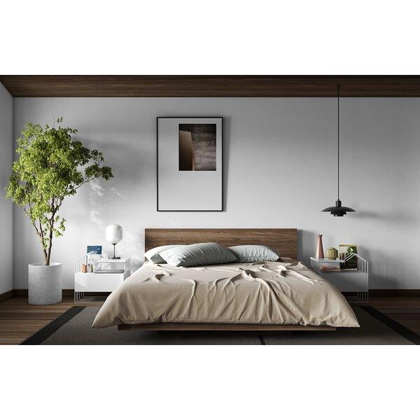 Karr Platform Bed by Mercury Row
