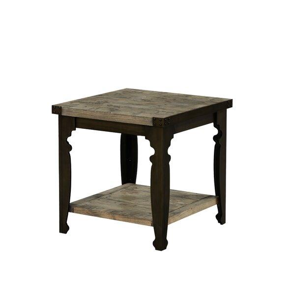 Kensal End Table by Gracie Oaks