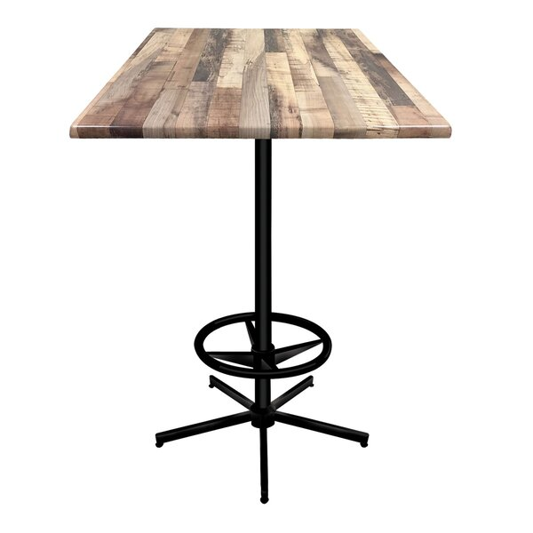 Canonbury Bar Table by Ebern Designs