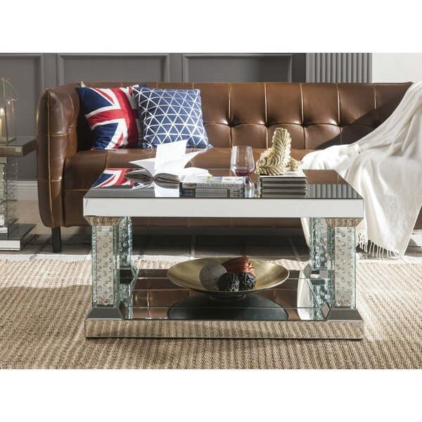 Perham Coffee Table By Everly Quinn