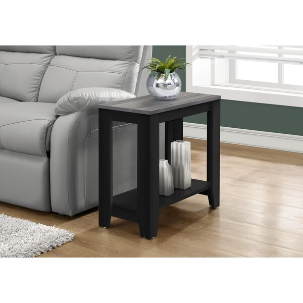 Suter End Table With Storage By Ebern Designs