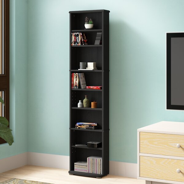 Lansing Space Saving Multimedia Wall Mounted Media Storage by Ebern Designs