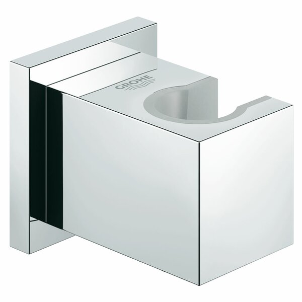 Euphoria Cube Hand Shower Holder by Grohe