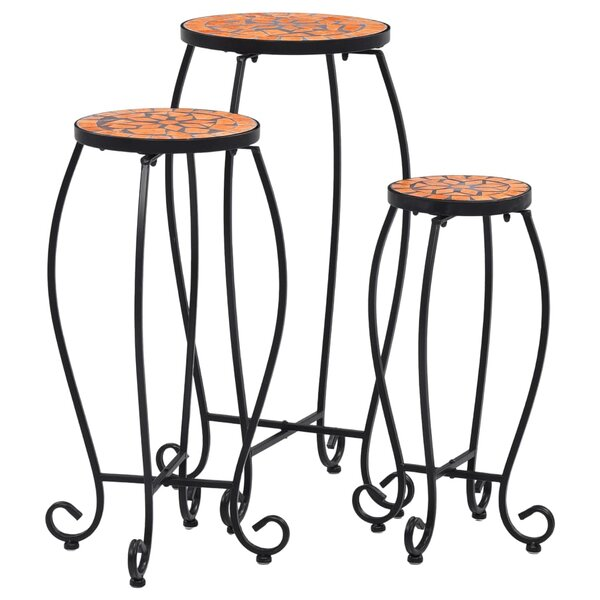 Océane 3 Piece Bistro Table Set (Set of 3) by Fleur De Lis Living