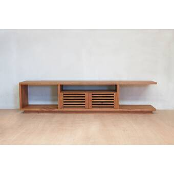 Artless Low Units Tv Stand For Tvs Up To 75 Perigold