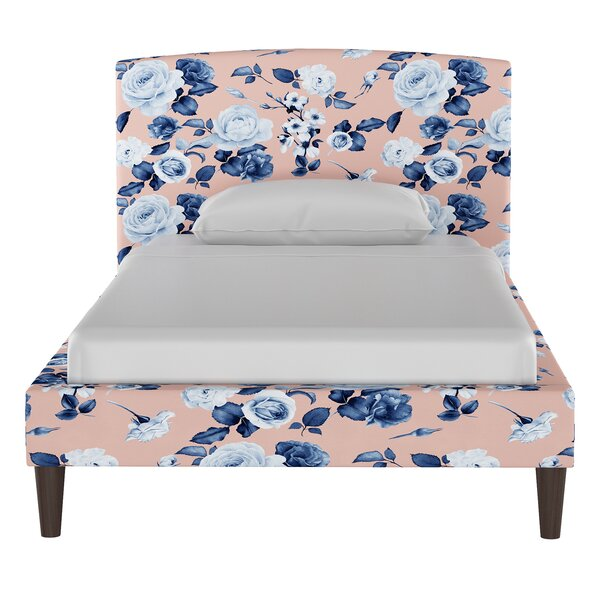 Fraga Curved Panel Bed by Harriet Bee