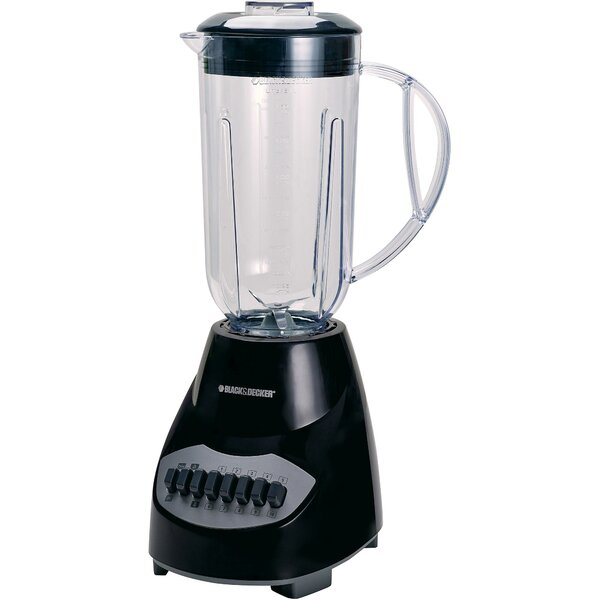 10 Speed Blender with Plastic Jar by Black + Decker