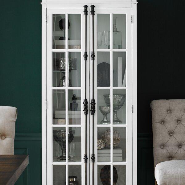 Bulloch Curio Cabinet by Greyleigh