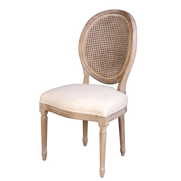 Pelaez Side Chair (Set of 2) by One Allium Way