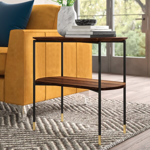 Posner End Table by Mercury Row