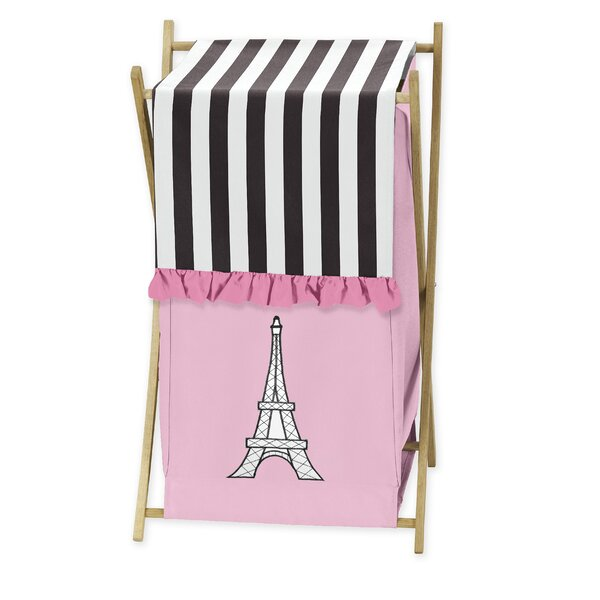 Paris Laundry Hamper by Sweet Jojo Designs