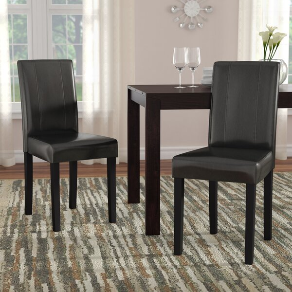 Neymar Parson Chair (Set of 2) by Latitude Run