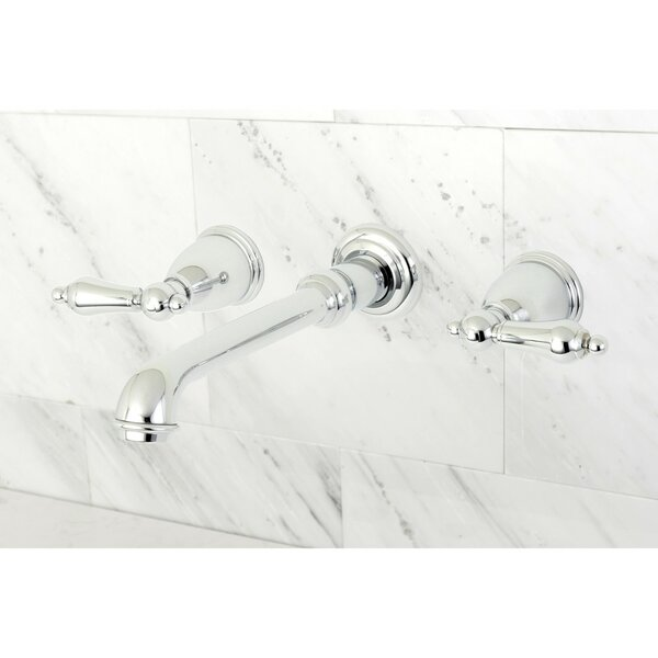 English Country Wall Mounted Bathroom Faucet