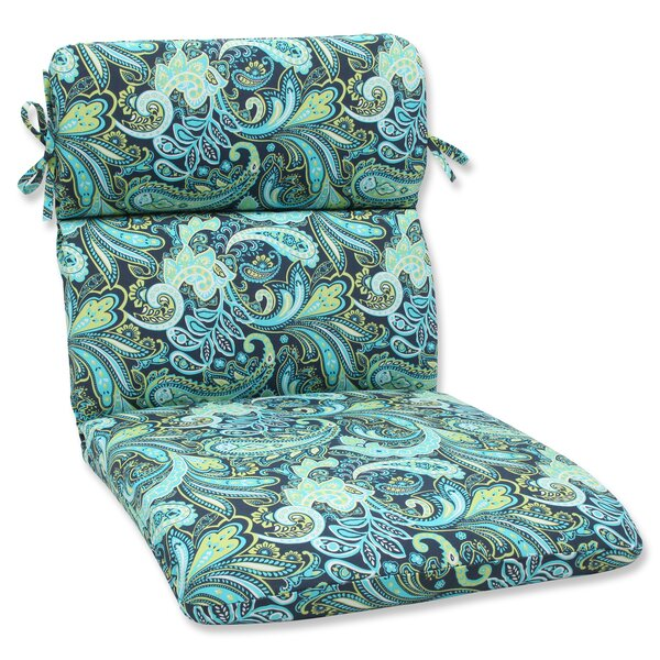 Indoor/Outdoor Chair Cushion by Charlton Home