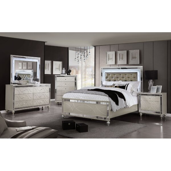 Cade Standard Configurable Bedroom Set by Rosdorf Park