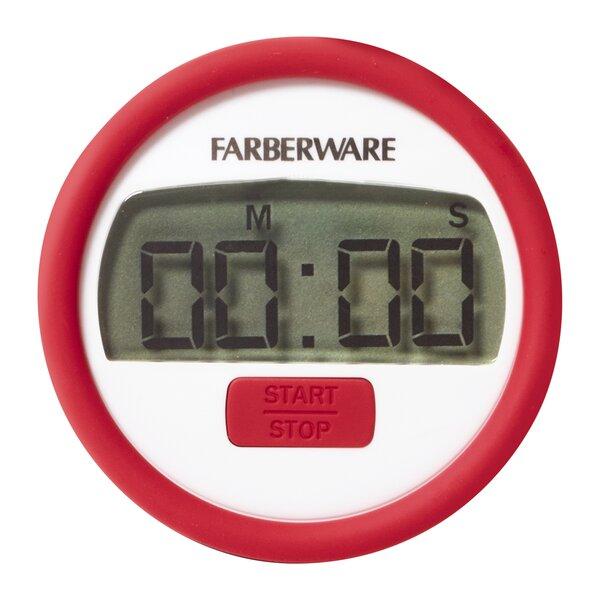 Protek Twist Digital Timer by Farberware