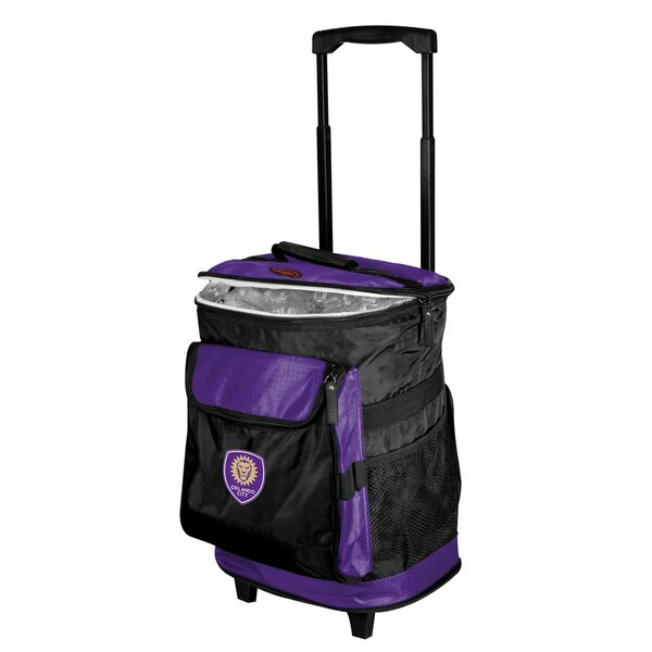 45 Can Orlando City SC Rolling Cooler by Logo Brands