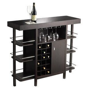 Merveilleux Ikon Philmore Drinks Bar With Wine Storage