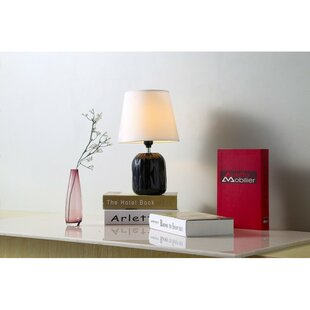 Affordable Hoffmann 15 Table Lamp By Winston Porter