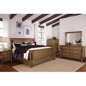 Burndale Panel Configurable Bedroom Set by Loon Peak