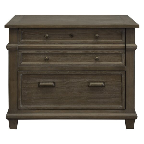 Larissa 3-Drawer Lateral Filing Cabinet by One Allium Way