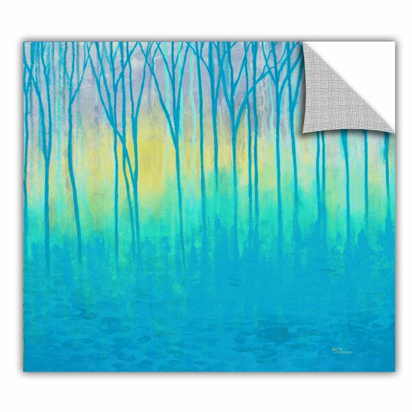 36 x 36 ArtWall Herb Dickinsons Wrought III Art Appeelz Removable Graphic Wall Art