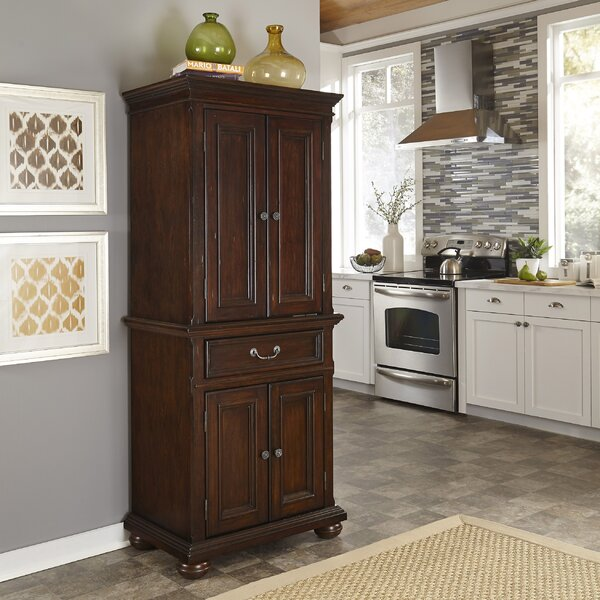 Givens 72 Kitchen Pantry by Darby Home Co
