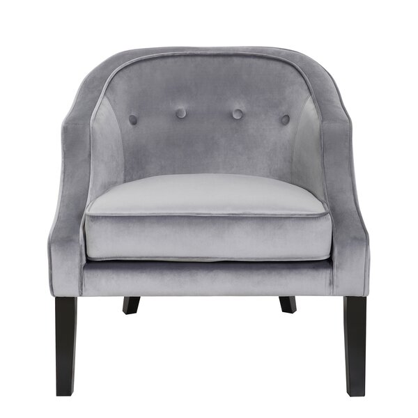 Monticello Armchair by Mercer41 Mercer41