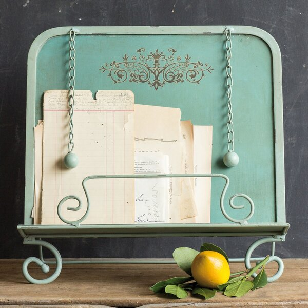 Knowle Decorative Book Holder by Ophelia & Co.