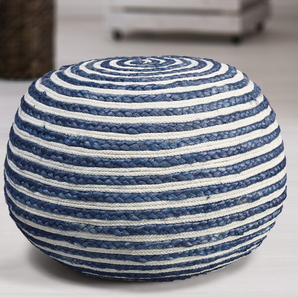 Fort Lupton Pouf by Trent Austin Design