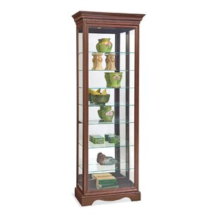Purchase Lighthouse Octave III Lighted Curio Cabinet ByPhilip Reinisch Co.
