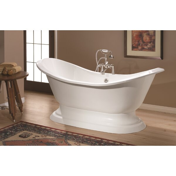 Regency 29 x 31 Soaking Bathtub by Cheviot Products