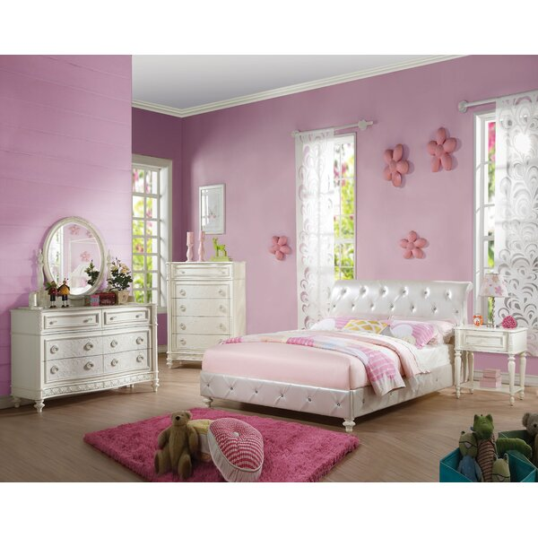 Apeton Platform Configurable Bedroom Set by Harriet Bee