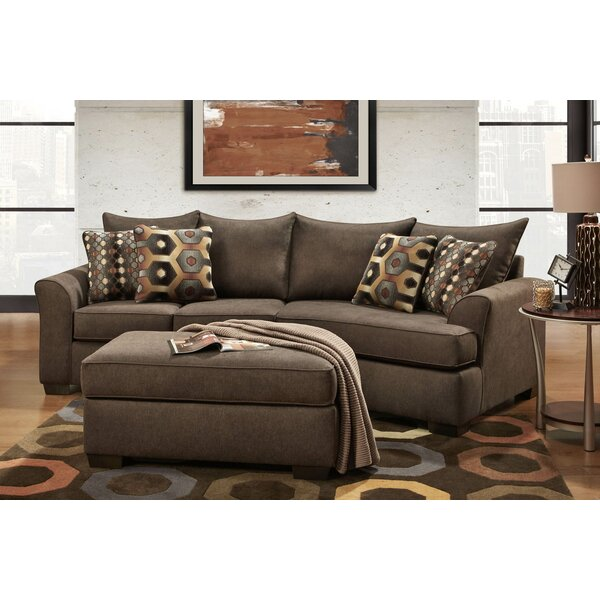 Price Compare Privette Symmetrical Sectional by Latitude Run by Latitude Run