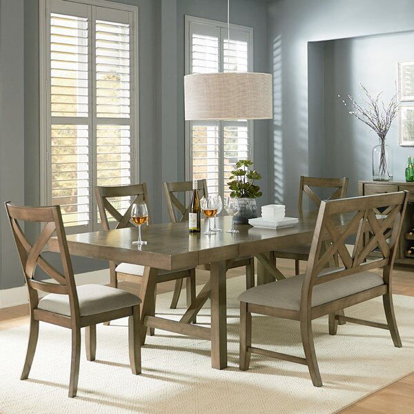 Vivien Dining Table by Lark Manor